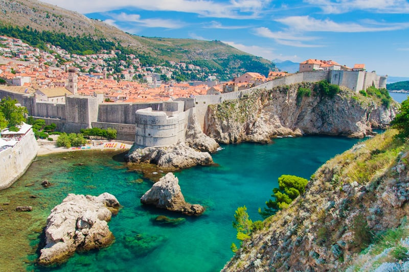Road trip Kroatie