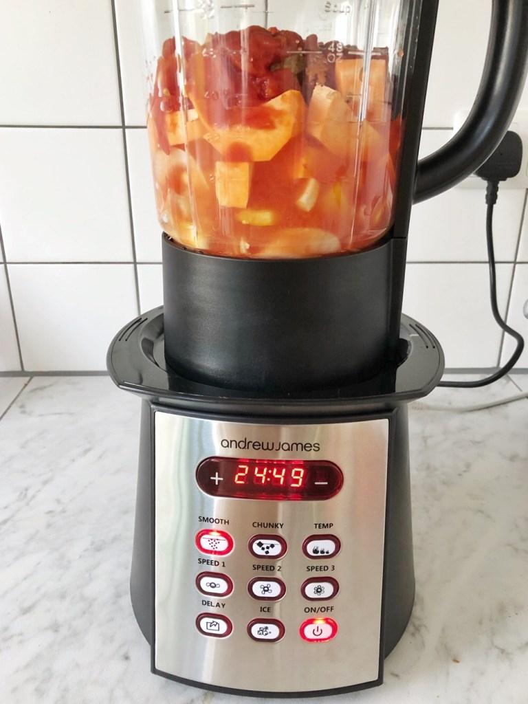 recept voor de soepmaker
