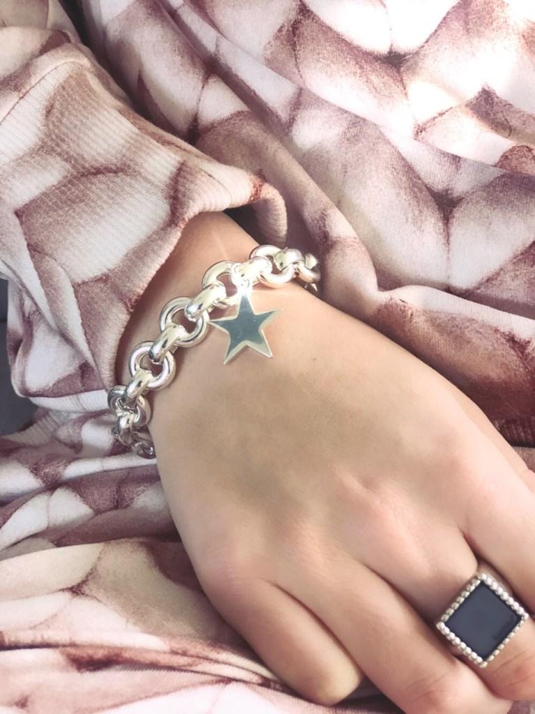 Winnen: Kaschka armband met ster