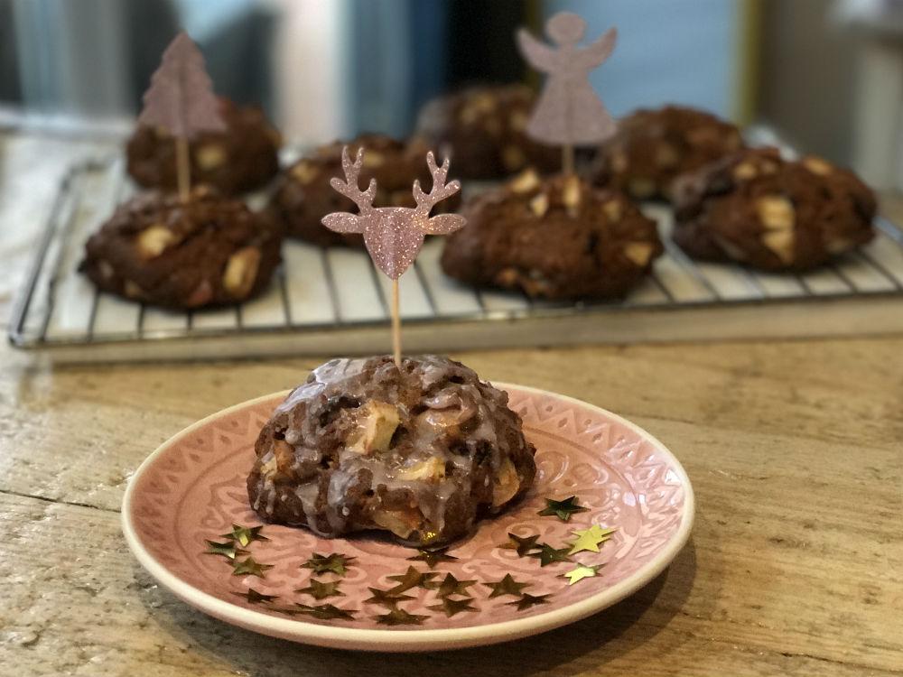 heel holland bakt kerstscones