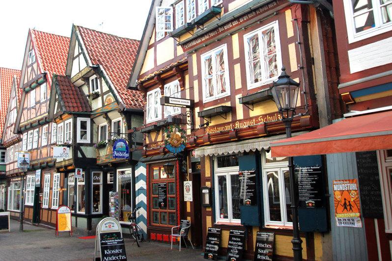 Celle-Altstadt