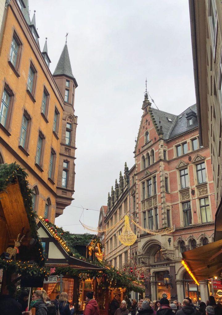 vakwerkhuizen Hannover