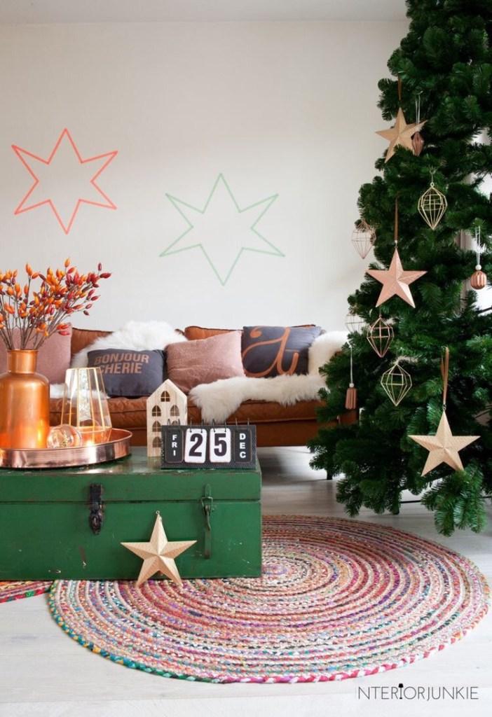 kerstbomen traditie - geschiedenis