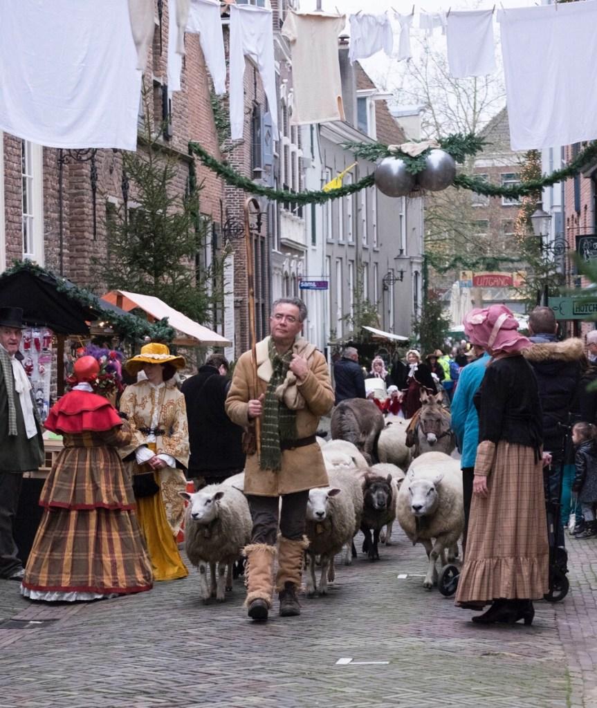 Dickensfestijn Deventer