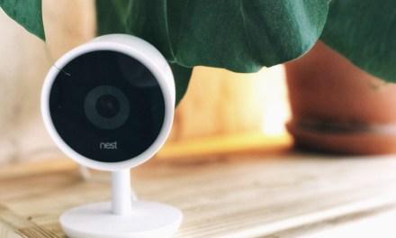 Mama Mia test: beveiligingscamera Nest Cam IQ