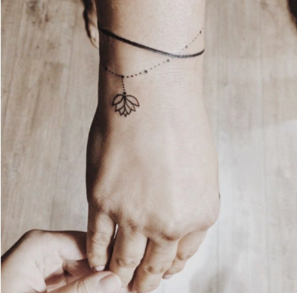 armband tatoeage