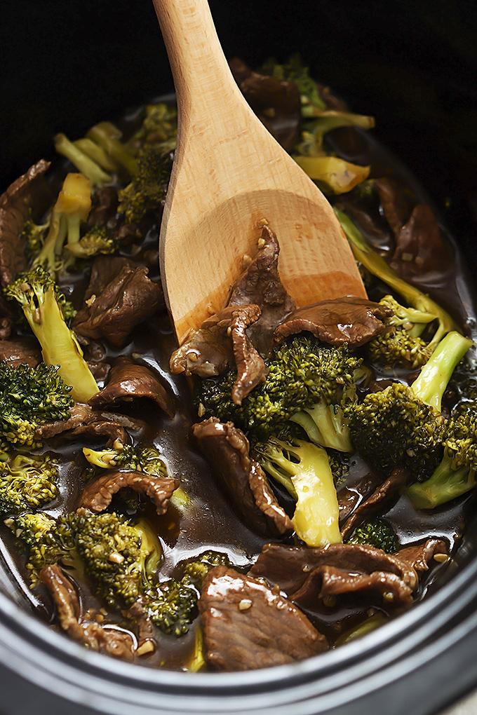 slowcookerrecept: hachee met broccoli