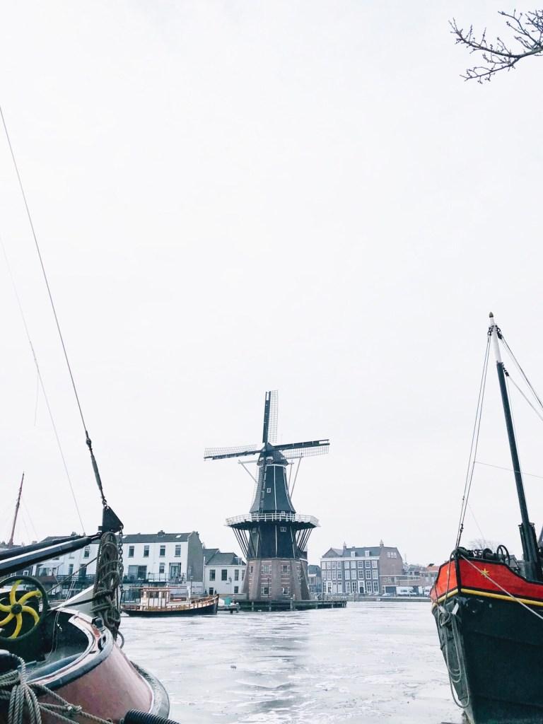 De Adriaan molen Haarlem