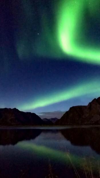 Noorderlicht fotograferen met je iPhone