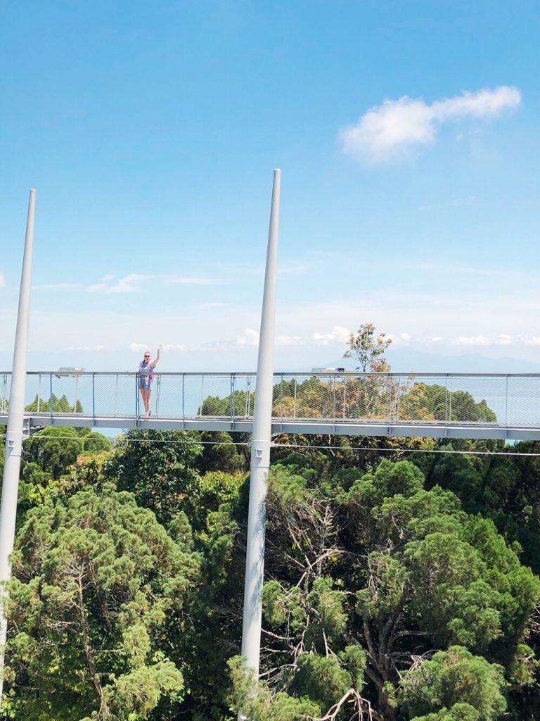 boomtoppenpad Penang Hill
