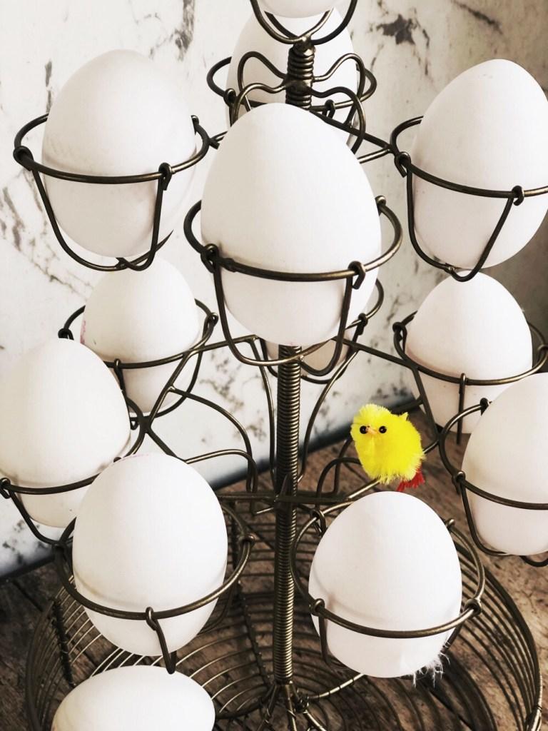rekje voor eieren Madam Stolz