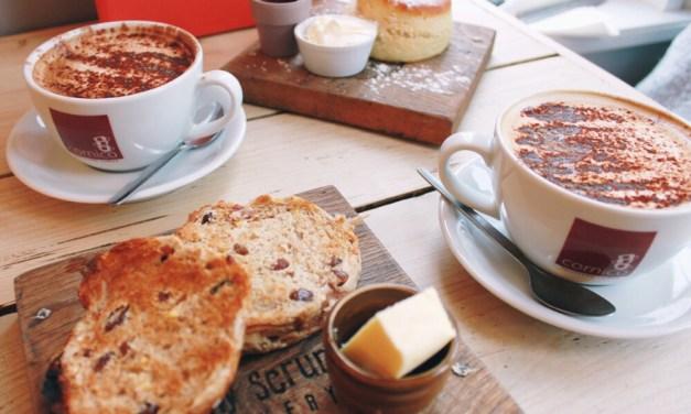 Top 5 koffietentjes in Cornwall