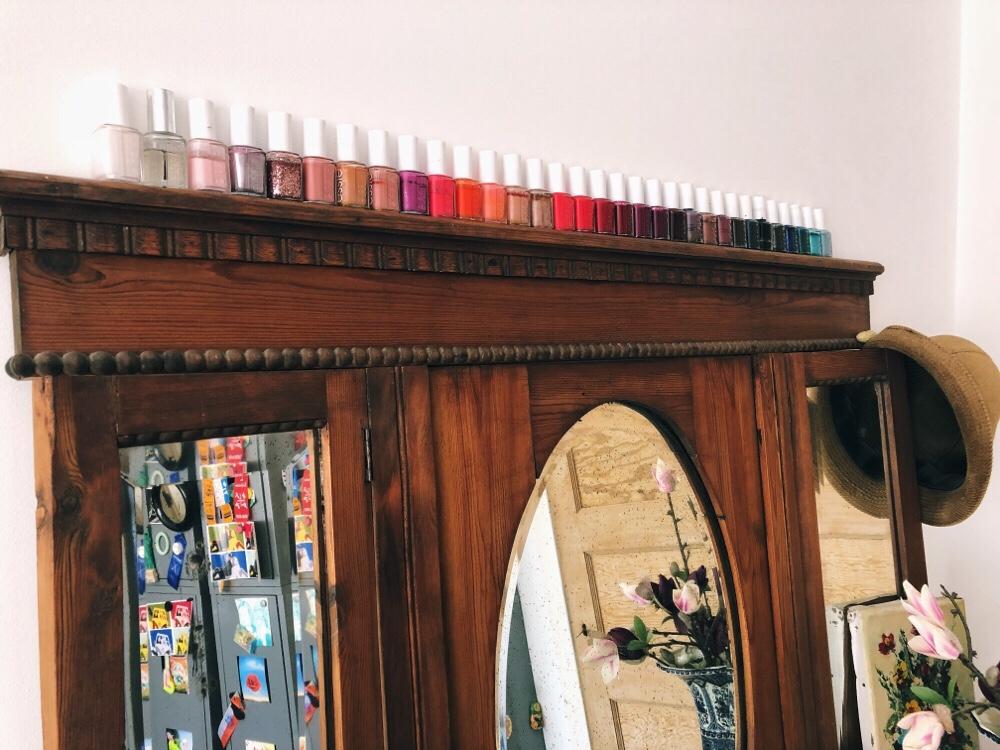 Essie nagellak verzameling