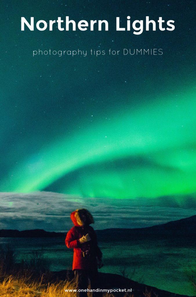 Northern Lights photography tips