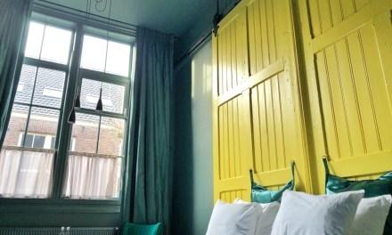 Hoteltip Haarlem: Hotel Staats (ook voor Haarlemmers!!)