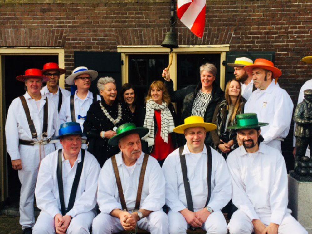 kaasmarkt opening Alkmaar