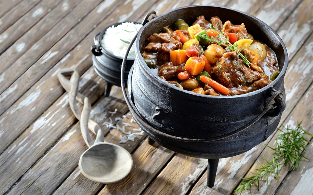 Recept: Zuid-Afrikaanse Potjiekos