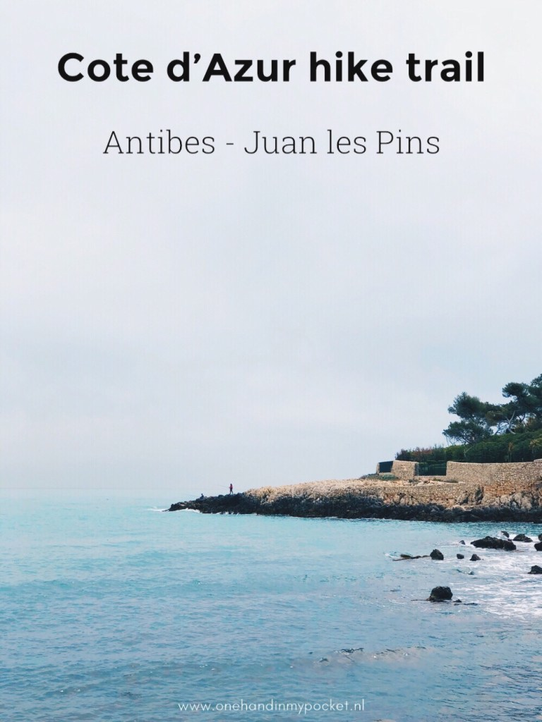 hike tip Cape d'Antibes