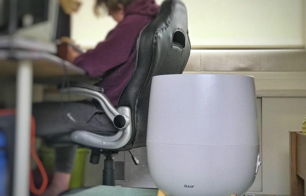 Een luchtbevochtiger: 4 voordelen op een rij (weg examenstress!!)