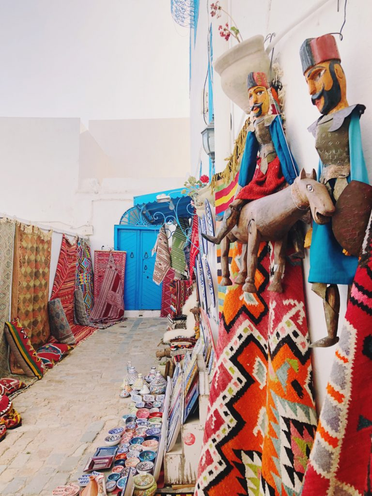 art of Sidi Bou Said
