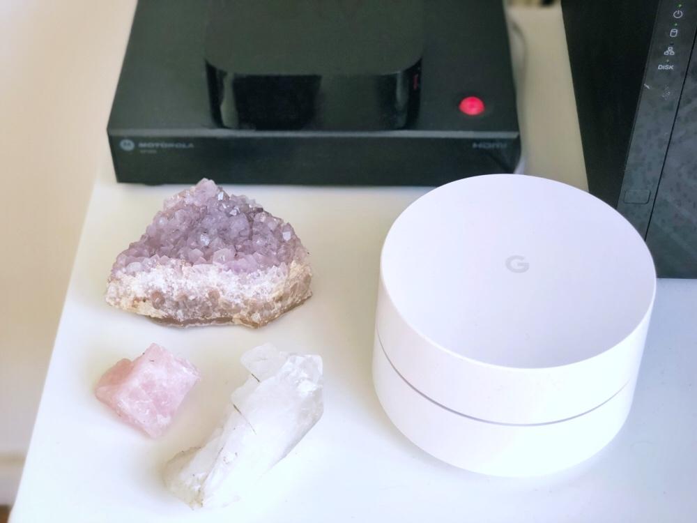 Wifi versterker van Google