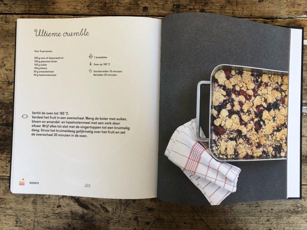 recept uit kookboek Simpel