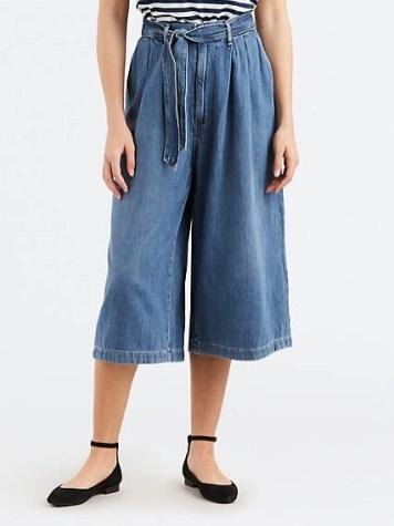 levi's culotte