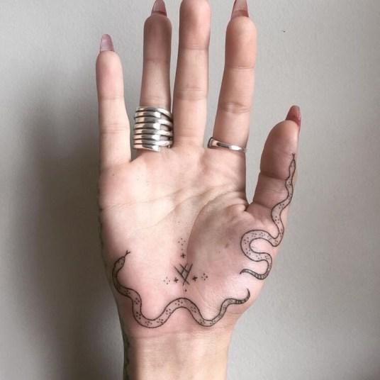 duim tattoo slang