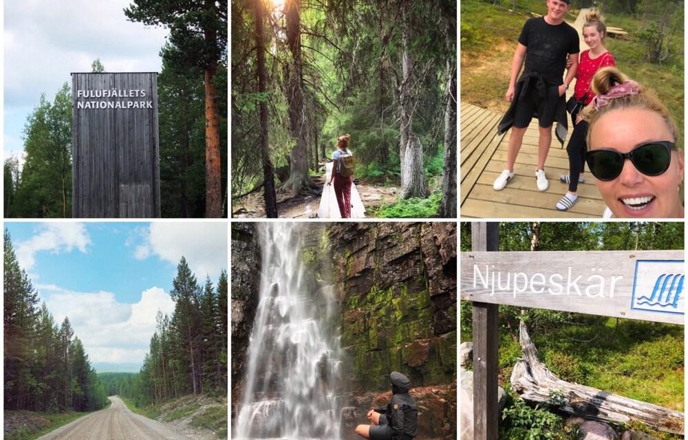 Reistip voor Zweden: Nationaal park Fulufjället (in Dalarna)