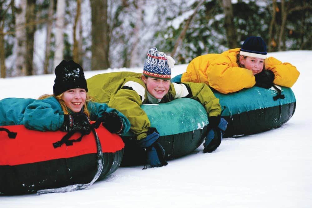Edmonton wintersport