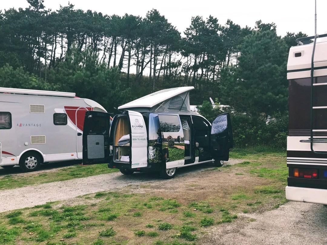 elektrische camper