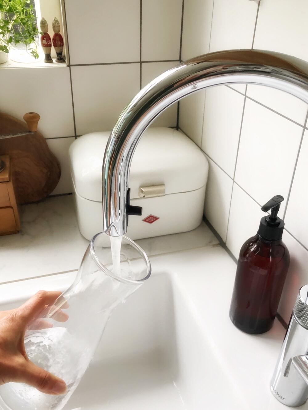 kraanwater in Nederland