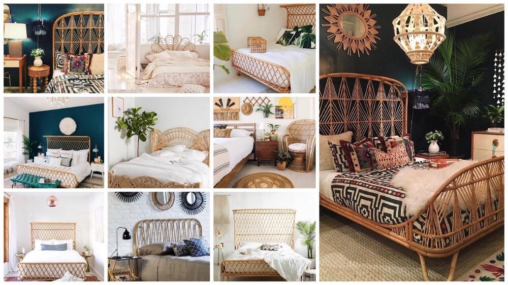 Het rotan bed – 10x inspiratie
