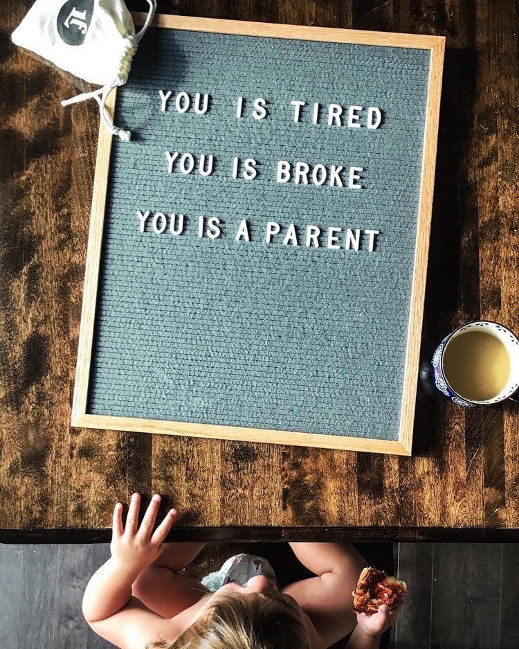 grappige spreuken ouderschap