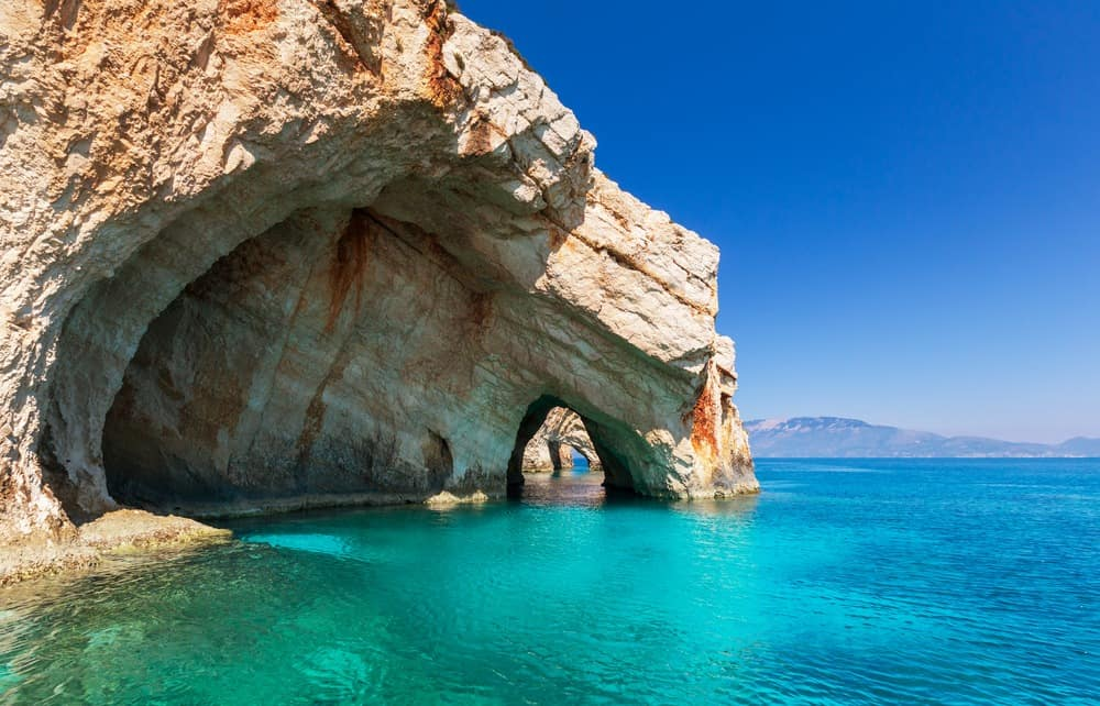 Zakynthos rocks