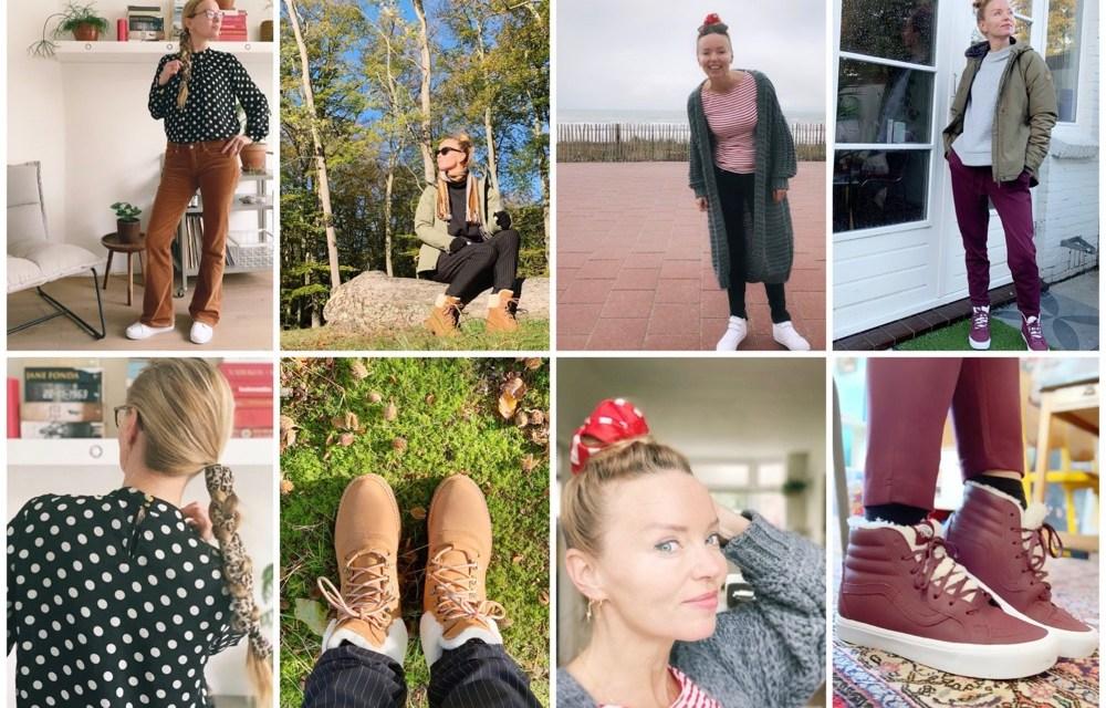 Outfitpost week 43: lekker naar buiten