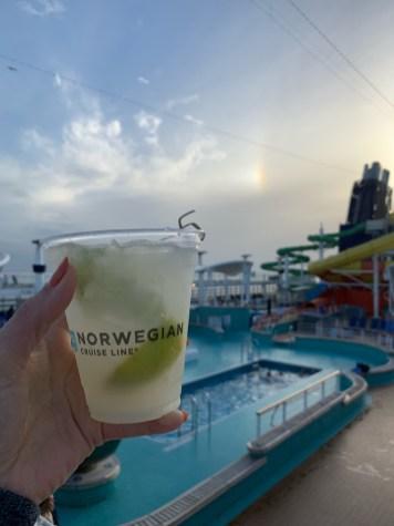 mini cruise Norwegian