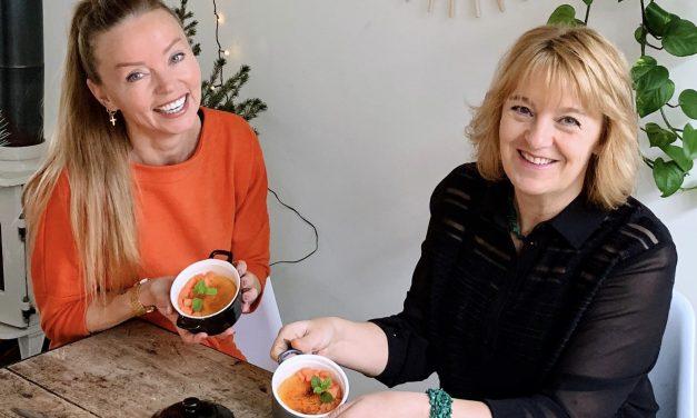 Kerstrecept: papaya creme brulee