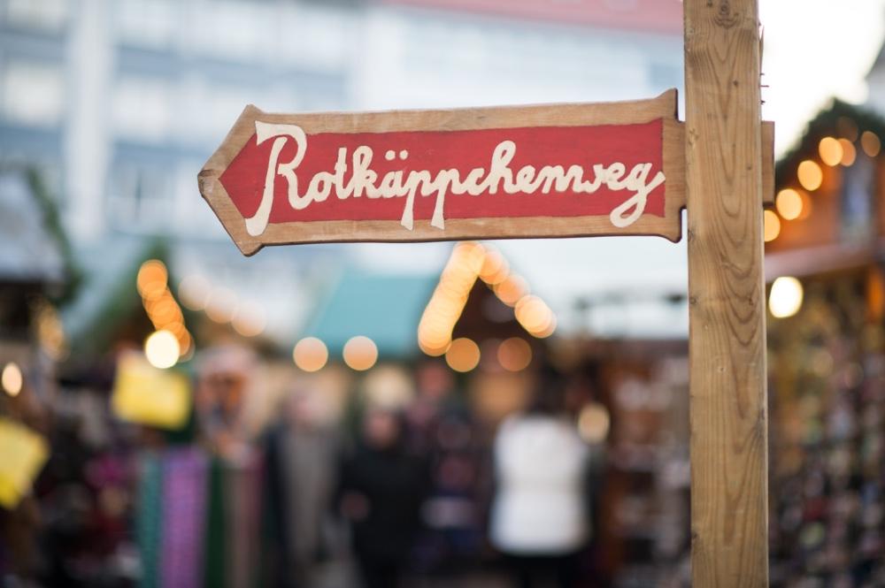 sprookjeskerstmarkt in Kassel