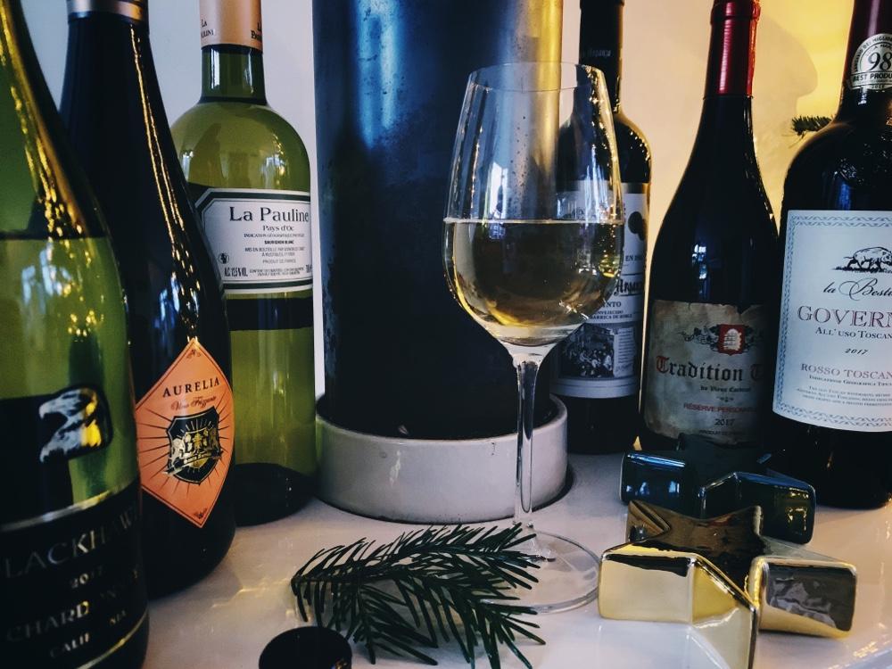 kerst wijnpakket