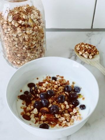 slowcookerrecept voor granola