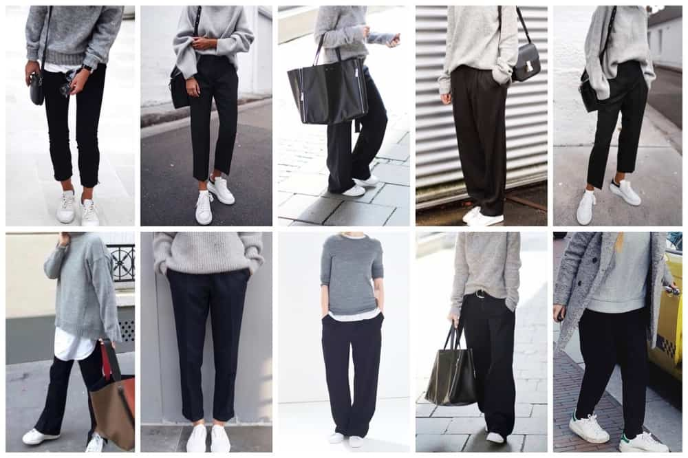 De perfecte basic outfit die altijd kan One Hand in my Pocket