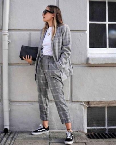 outfits met jasje colbert