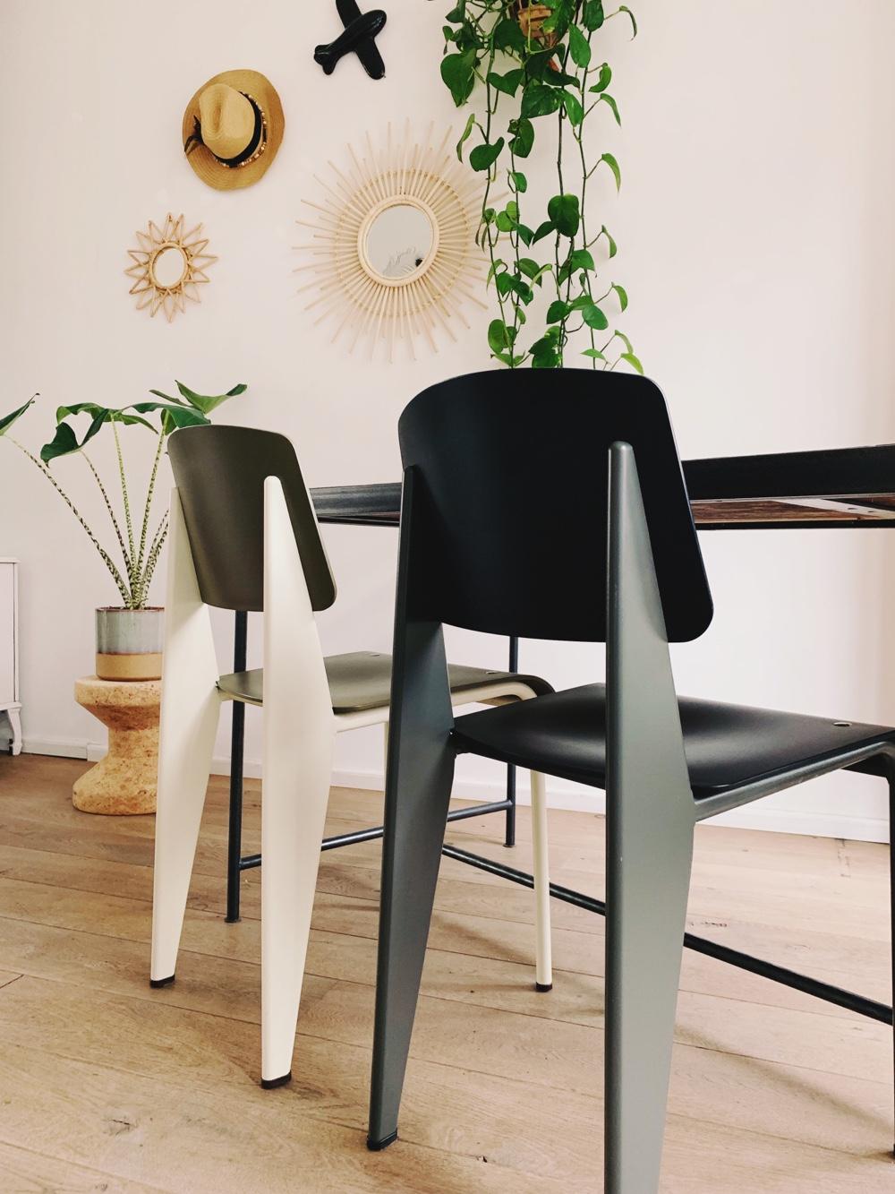 Standard stoel Prouve