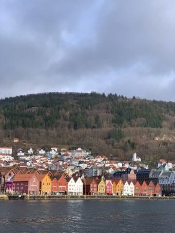 Bergen in Norway