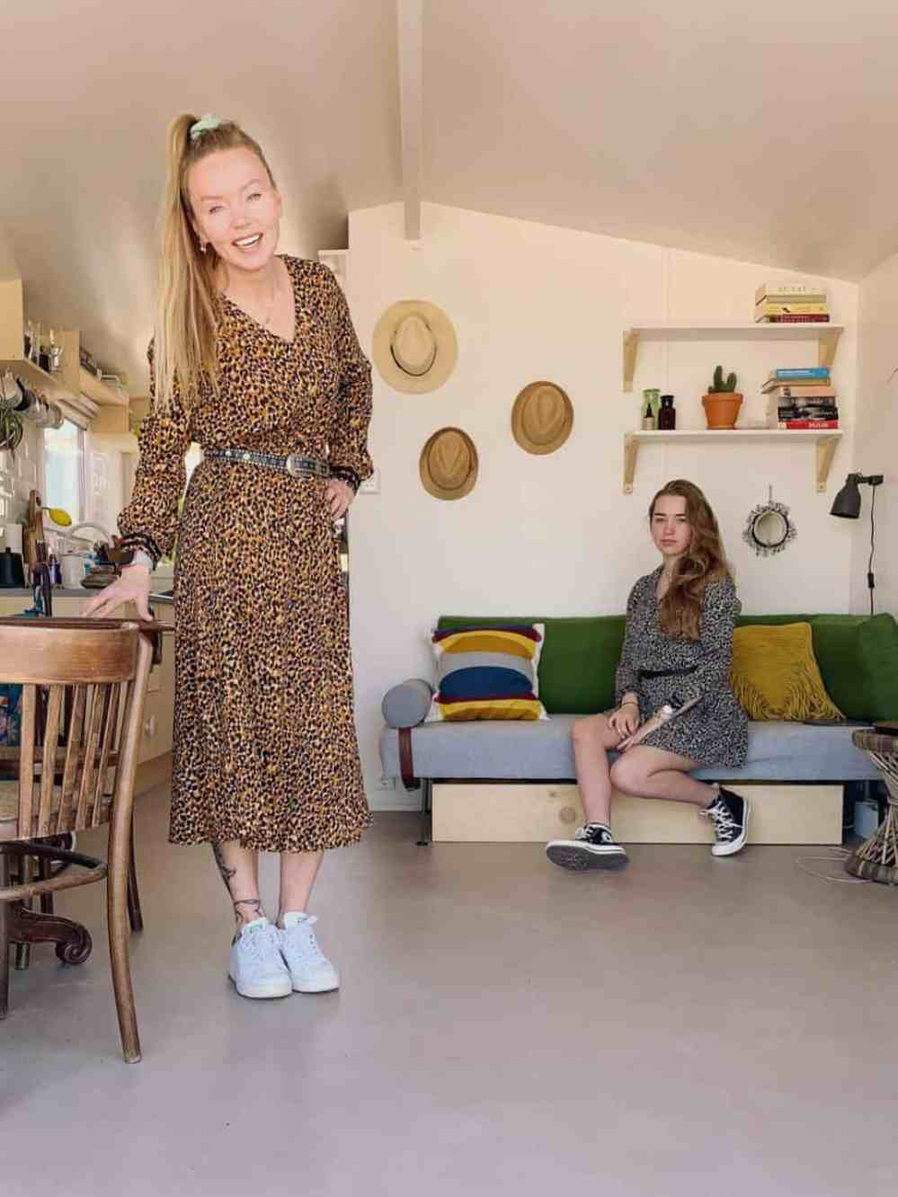 fashiopost moeder dochter outfit