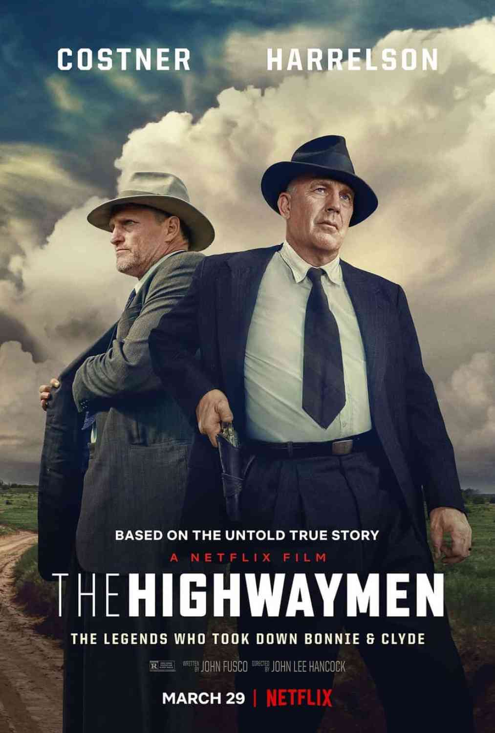 Highwaymen Netflix tip