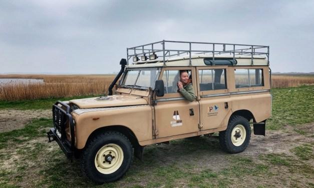 safari in Nationaal Park Lauwersmeer