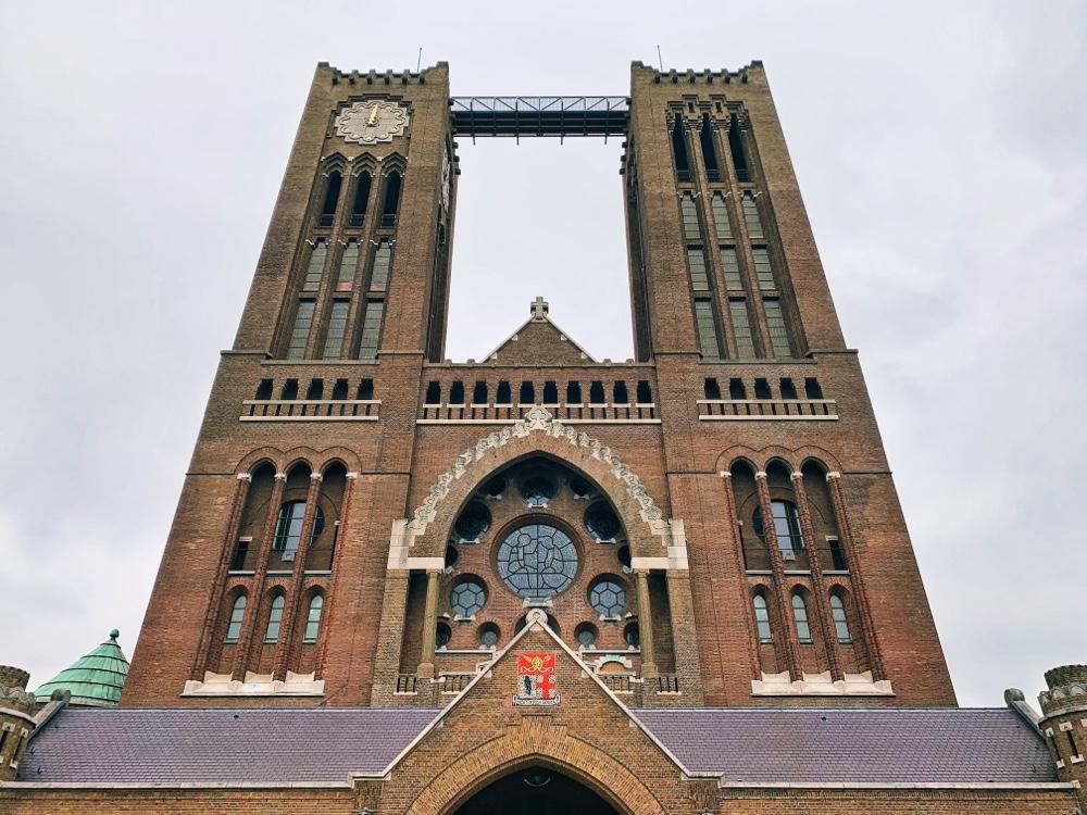Sint Bavo kathedraal Haarlem
