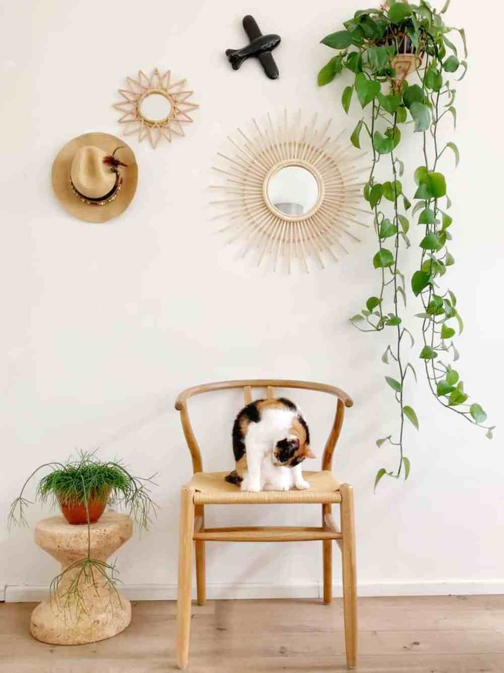 Wishbone chair inspiration